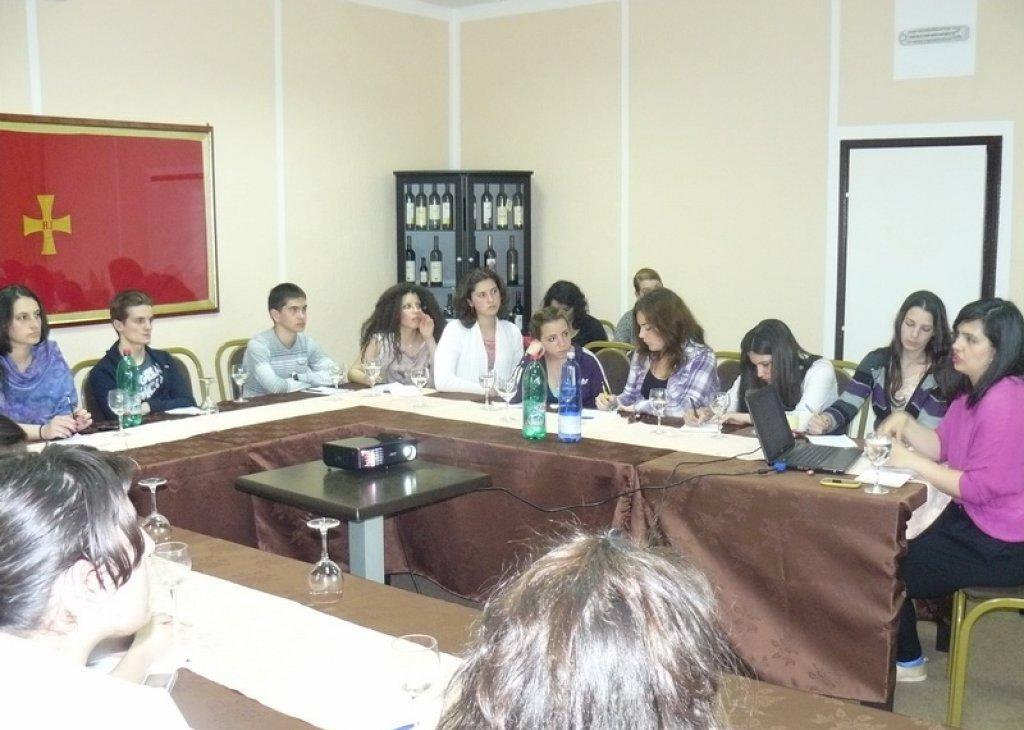 Seminar 'Internship and Volunteering'