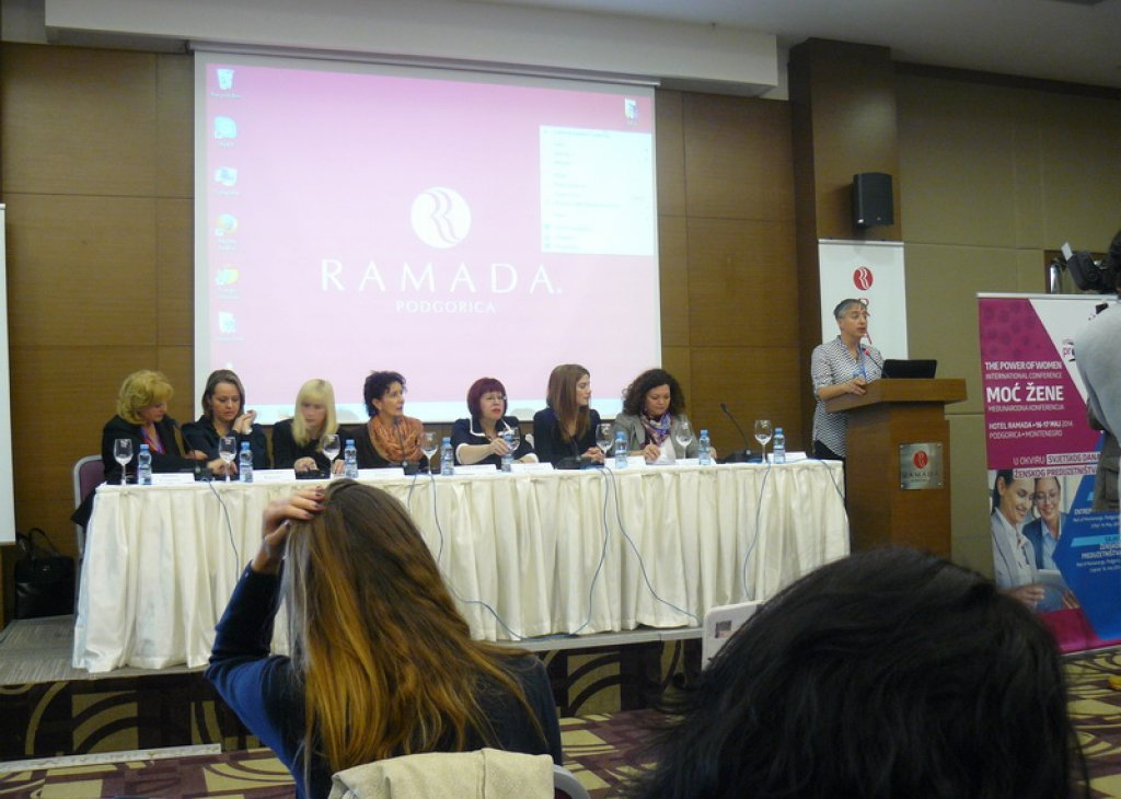 Conference'The power of women'
