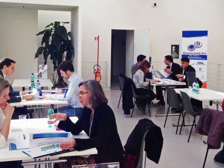 Međunarodni poslovni susreti u Ćezeni, Italija - 24. i 25. septembar