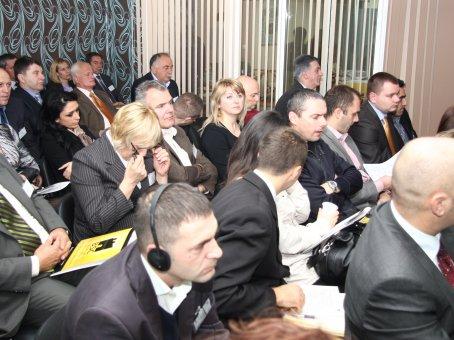 Međunarodni poslovni susreti, Jadranski sajam Budva, 26.septembar 2014.