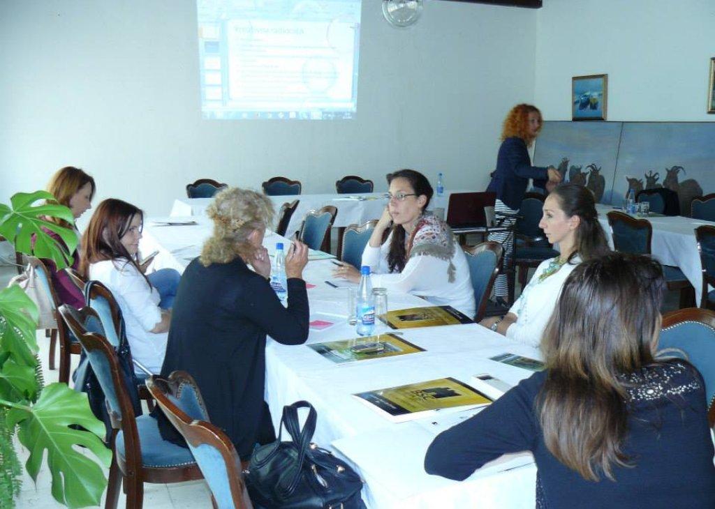 Održani seminari u okviru START W projekta