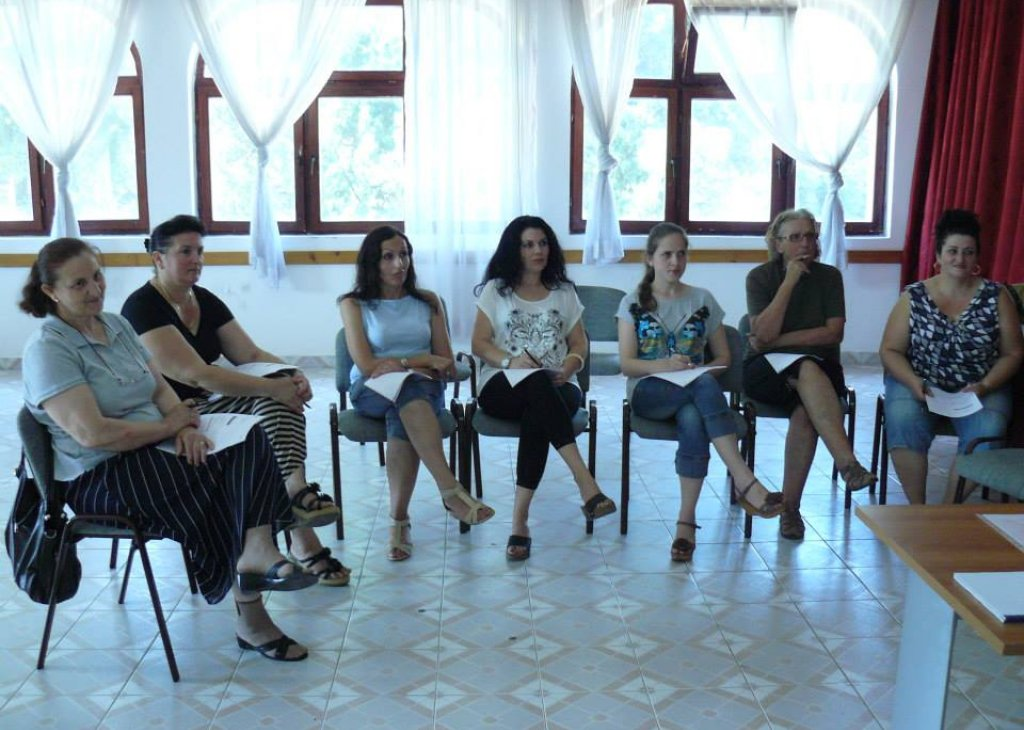 Opening ceremony  of NGO Kranjanija office for women from Ostros