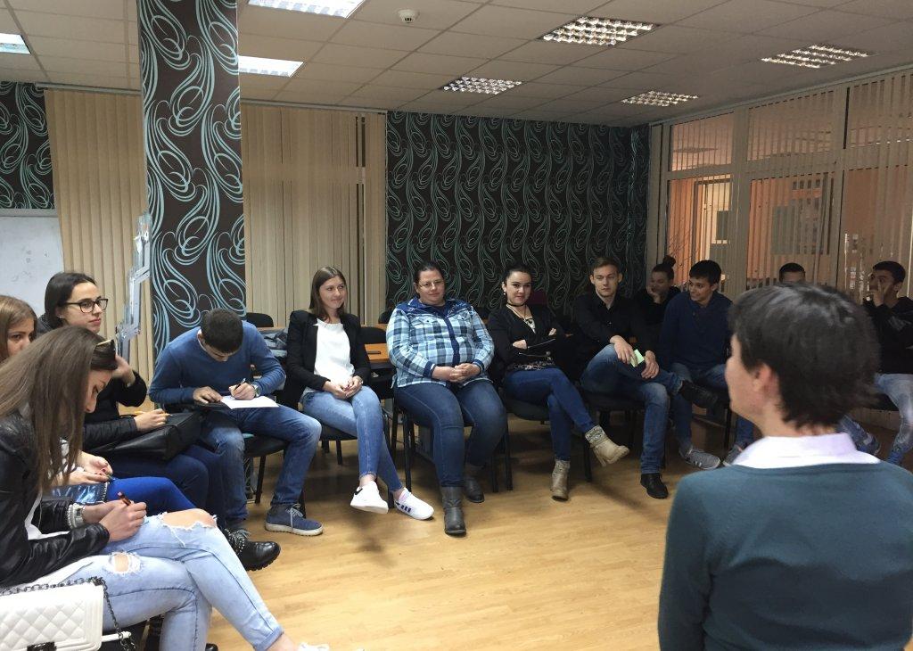Entrepreneurial training in Ulcinj