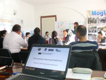 Business Skills Trainings in Ulcinj