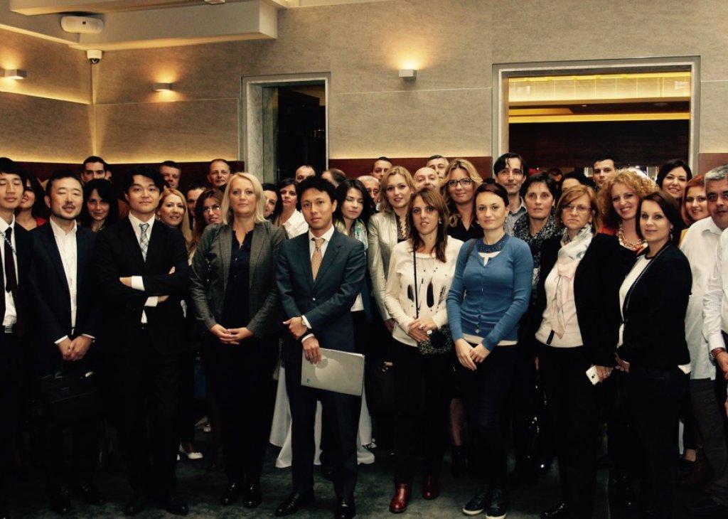 Predstavnici BSC Bar na sastanku svih mentora iz regiona