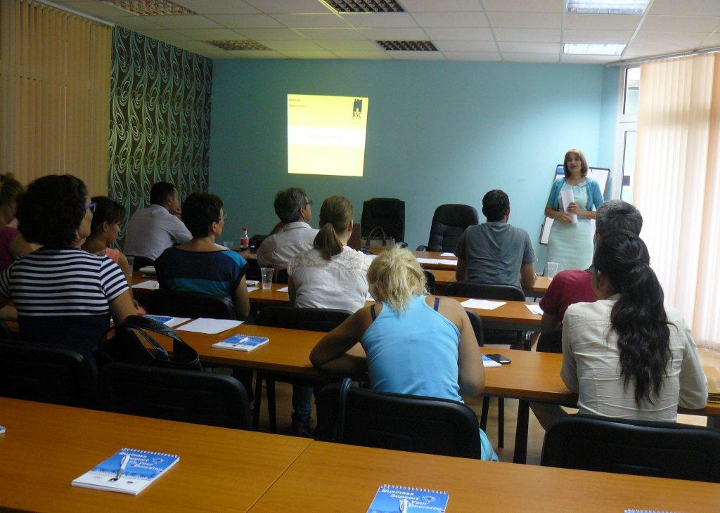 Training on Marketing and IT skills