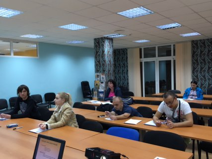 Održan trening 'Pisanje biznis plana'