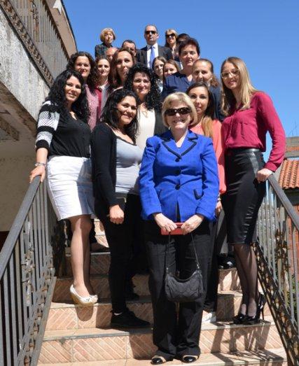 Posjeta ambasadorke SAD Ostrosu