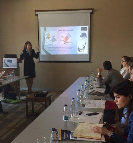 Presentation Silvana Djurasevic, Faculty