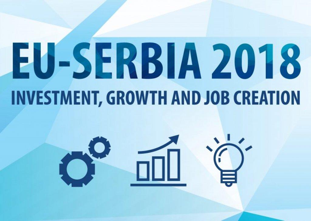 POSLOVNI SUSRETI EU-SERBIA 2018