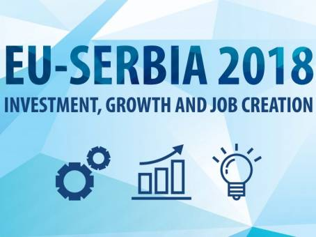 EU-SERBIA 2018, INVESTMENT, GROWTH AND JOB CREATION