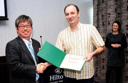 Predstavnicima BSC-a Bar uručena značajna priznanja za sprovođenje mentoring usluga po JICA metodologiji