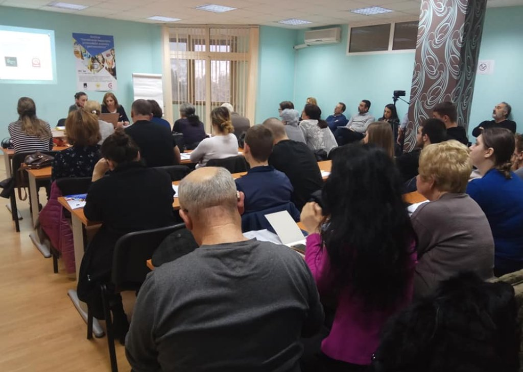 Seminar 'Osnazivanje kapaciteta proizvođača suvenira i gastrosuvenira'