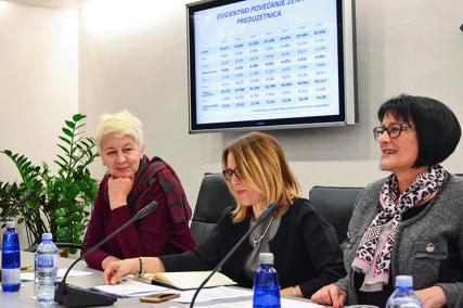 Direktorica BSC Bar izabrana za Predsjednicu Koordinacionog odbora za žensko preduzetništvo Privredne komore Crne Gore