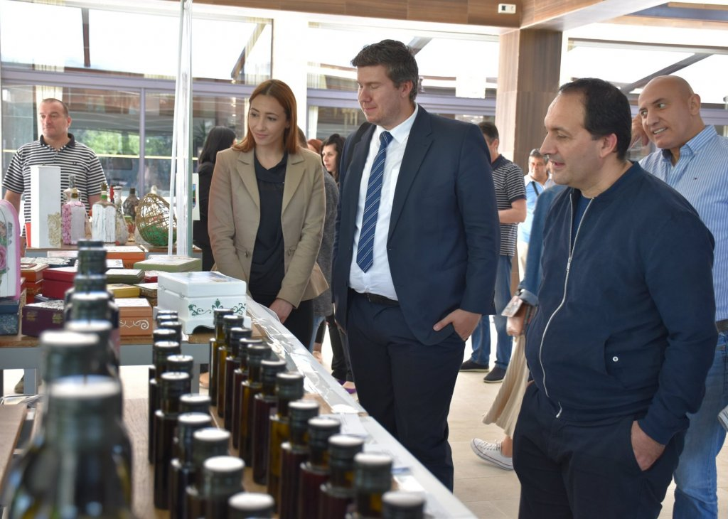 In Berane held the first fair for the employment of persons with disabilities in Montenegro