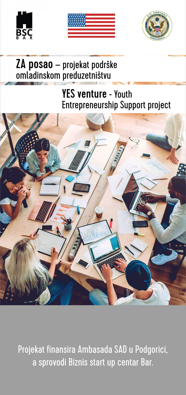 ZA posao - Projekat podrške omladinskom preduzetništvu
