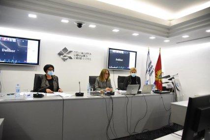 Direktorica BSC Bar na sjednici Koordinacionog odbora za žensko preduzetništvo