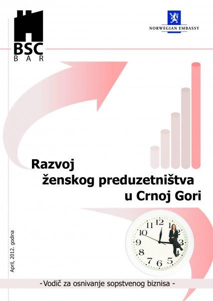 Razvoj zenskog preduzetnistva u Crnoj Gori