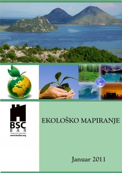 Ekolosko mapiranje