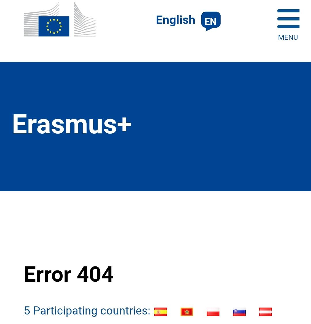 Projekat ERROR 404