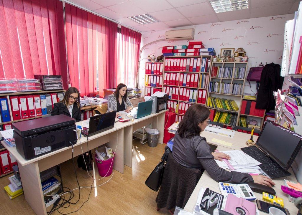 Business Incubator Tenants