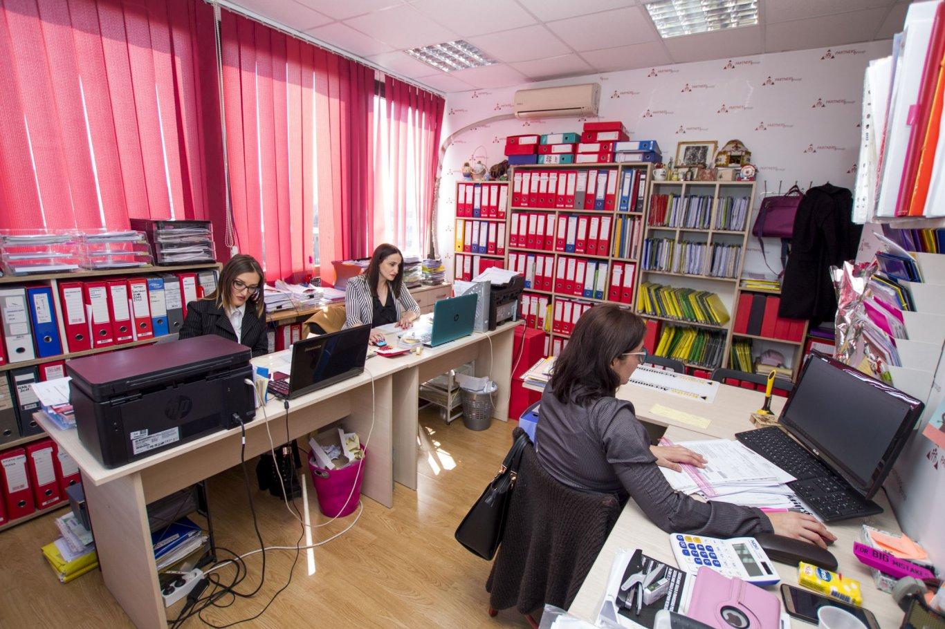 Stanari poslovnog inkubatora