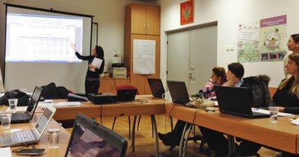 Učešće u programu obuke za mentorstvo