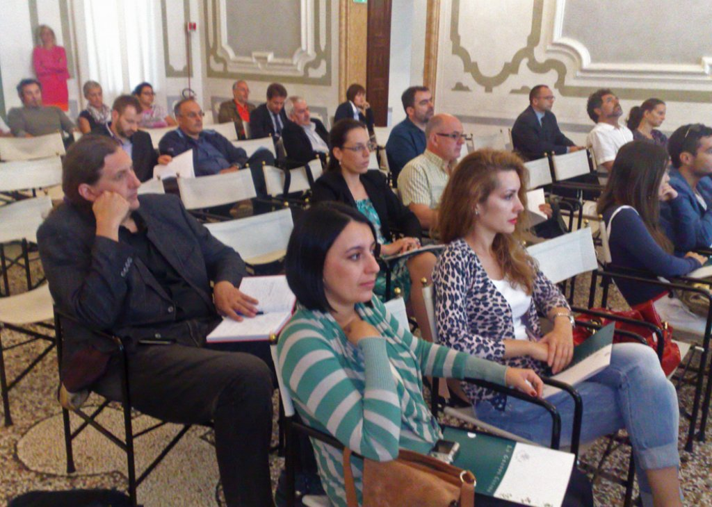 Conference and international business meetings in Italy